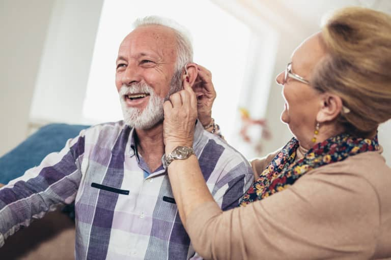 Top 5 hearing aids for seniors