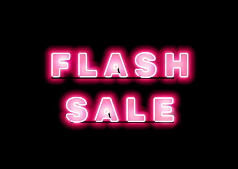 Find Out: What Are Flash Sales?
